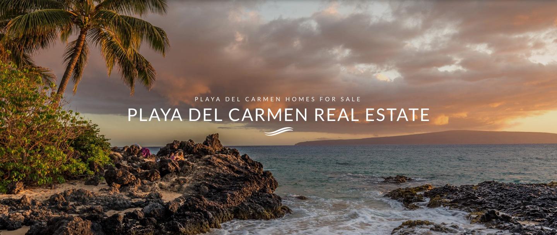 Playa Del Carmen Real Estate - Homes Condos Beachfront
