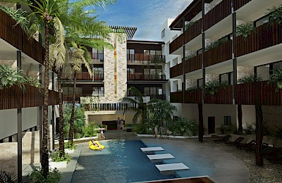 Playa Del Carmen Real Estate Listing | Palmares PH