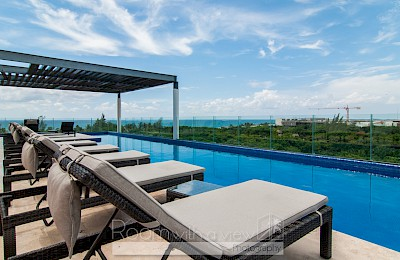 Playa Del Carmen Real Estate Listing | Terrazas Lock Off Condo, Suite 103