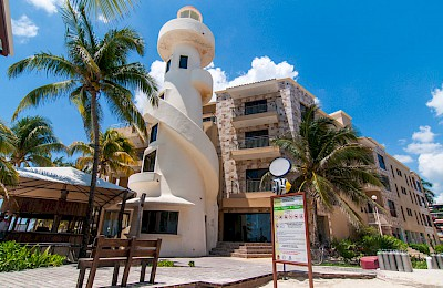 Playa Del Carmen Real Estate Listing | El Faro Coral, Suite 104