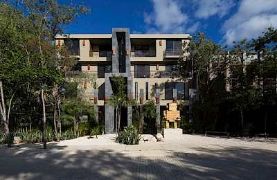 Tulum Real Estate Listing | Arthouse Tulum 2 Bedrooms