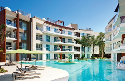 Playa Del Carmen Real Estate Listing | TM Condos One Bed