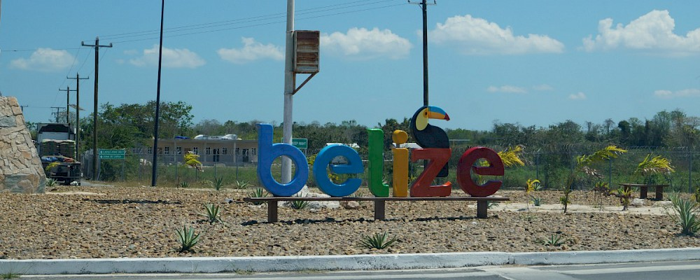 Playa del Carmen to Belizean Border: Easy