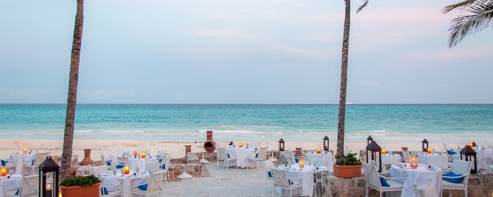 A Glimpse of Belmond Maroma's Spectacular Dining Event