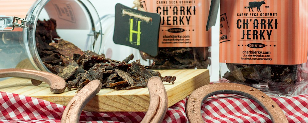 All the Ch'arki Jerky You Can Handle!