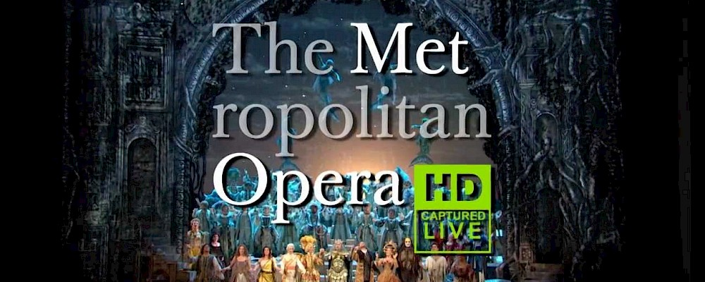 The Met Live in HD at Unicaribe Cancun