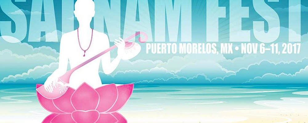 Find Your Flow at Sat Nam Fest Puerto Morelos