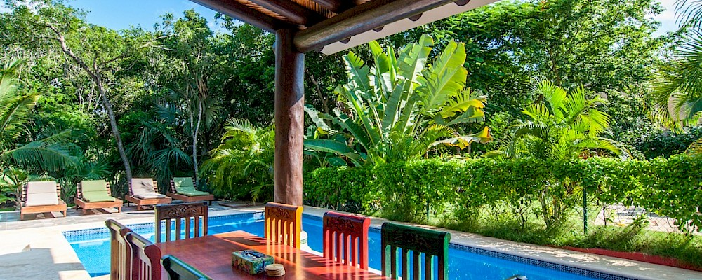Featured Home: Casa dos Papagayos in Puerto Aventuras