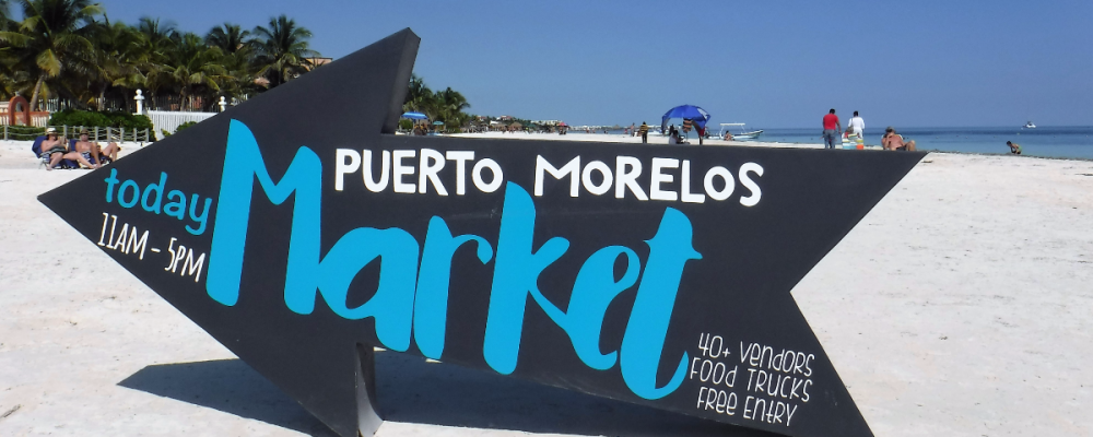Why Locals Love the Puerto Morelos Market