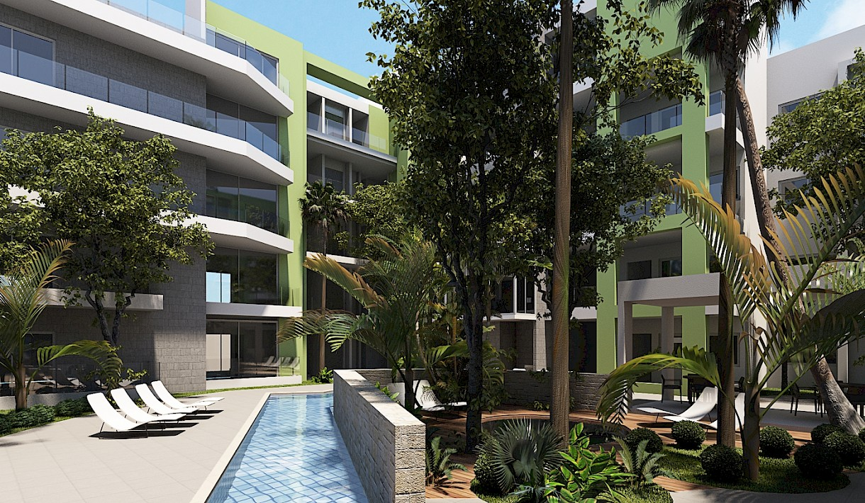 Playa Del Carmen Real Estate Listing | Saas Kib 3 Bedrooms