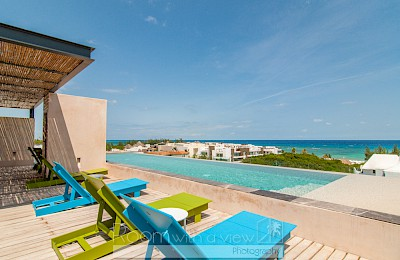 Playa Del Carmen Real Estate Listing | Sabor a Miel 2 Bedrooms