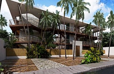 Tulum Real Estate Listing | Amena Tulum 2 Bedrooms