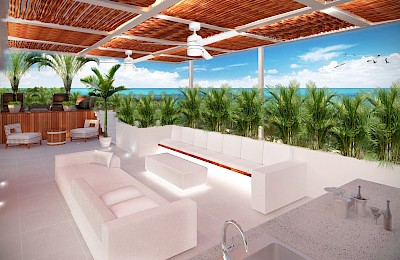 Playa Del Carmen Real Estate Listing | Kumaru 2 Bedrooms