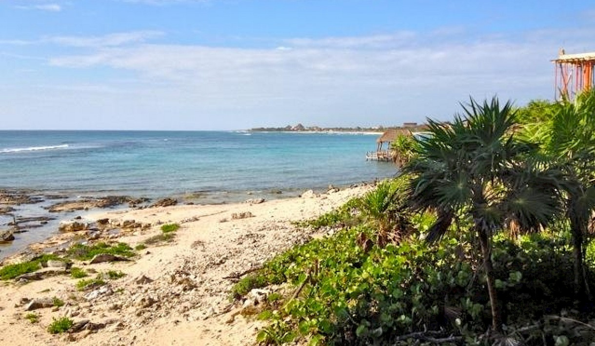 Akumal Real Estate Listing | Lot 4 Punta Sur