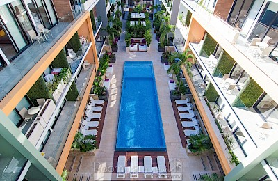 Playa Del Carmen Real Estate Listing | The City 2 Bed $290,000