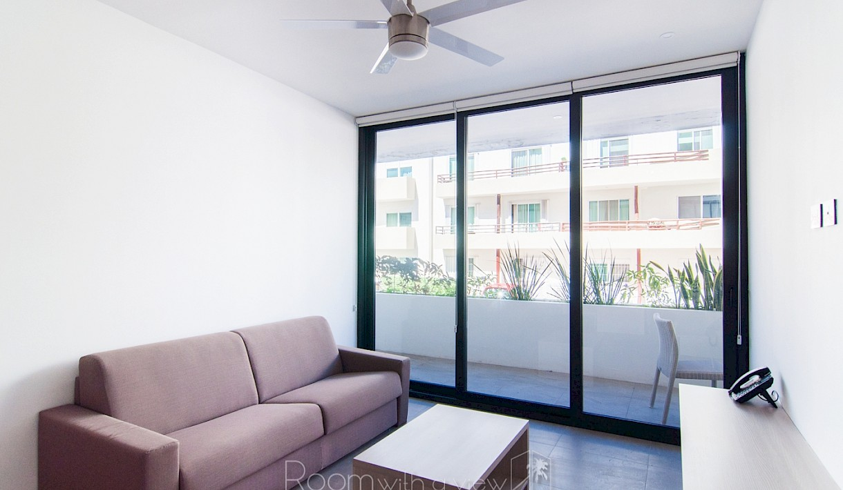 Playa Del Carmen Real Estate Listing | The City 1 Bed $225,000