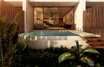 Tulum Real Estate Listing | Bajo Cielo Townhouse