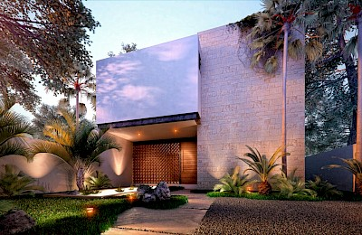 Tulum Real Estate Listing | Villa Carino