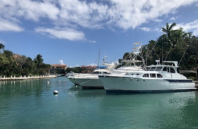 Puerto Aventuras Real Estate Listing | Marina Lot