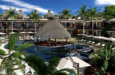Puerto Aventuras Real Estate Listing | Villas Agua PH