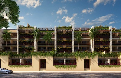 Playa Del Carmen Real Estate Listing | Veranto Studio