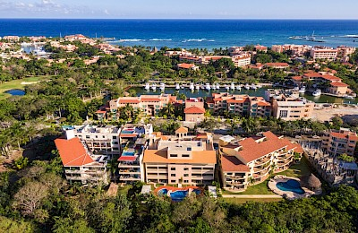 Puerto Aventuras Real Estate Listing | The Palms 3 bedrooms