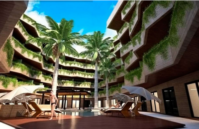 Playa Del Carmen Real Estate Listing | The Gallery 2 Bedrooms
