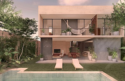 Tulum Real Estate Listing | Flora Fauna Phase 2 & 3