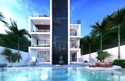 Tulum Real Estate Listing | Dune Tulum 2 Bedrooms PH