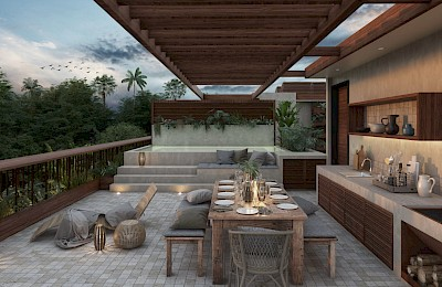 Tulum Real Estate Listing | Nuuch Allure PH