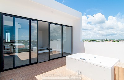 Playa Del Carmen Real Estate Listing | Icono Penthouse