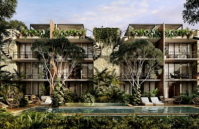 Tulum Real Estate Listing | Watal 2 Bedroom