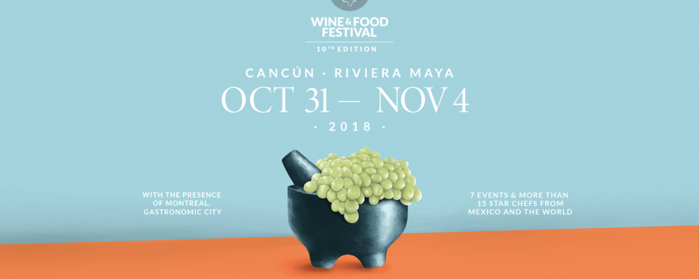 Wine & Dine with Star Chefs of Mexico