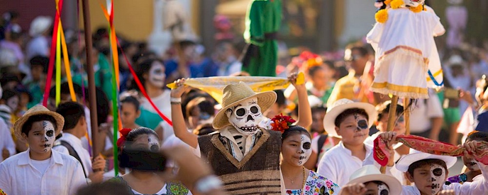 Halloween and Day of the Dead Events 2018
