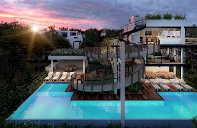 Tulum Real Estate Listing | Townhouses by Mun Tulum
