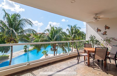 Puerto Aventuras Real Estate Listing | Secret Waters 301