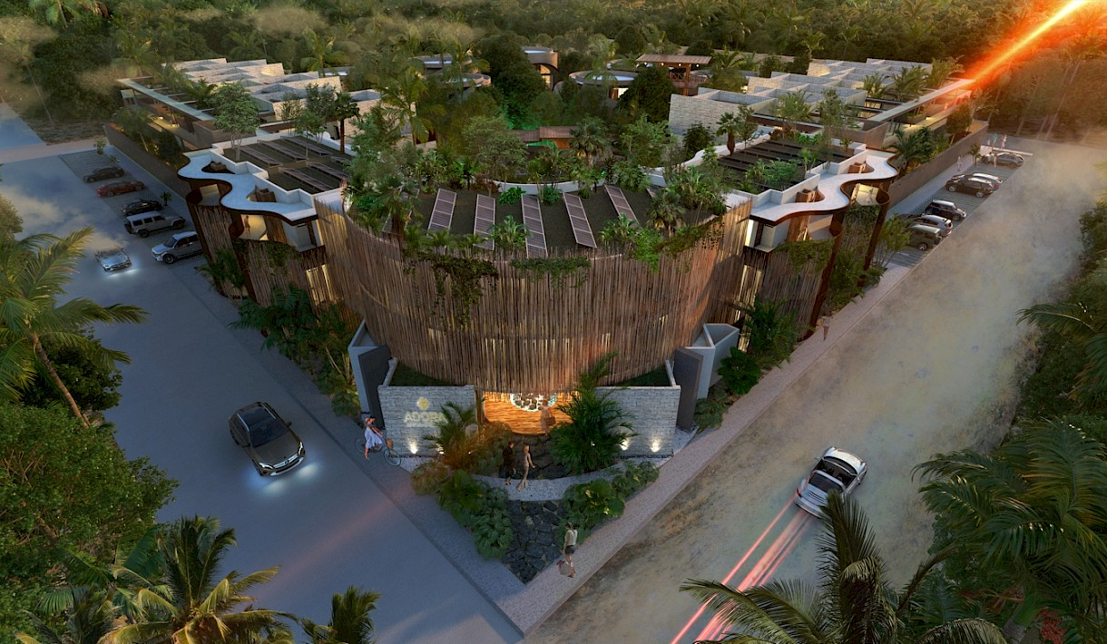 Tulum Real Estate Listing | Adora Sens Villas