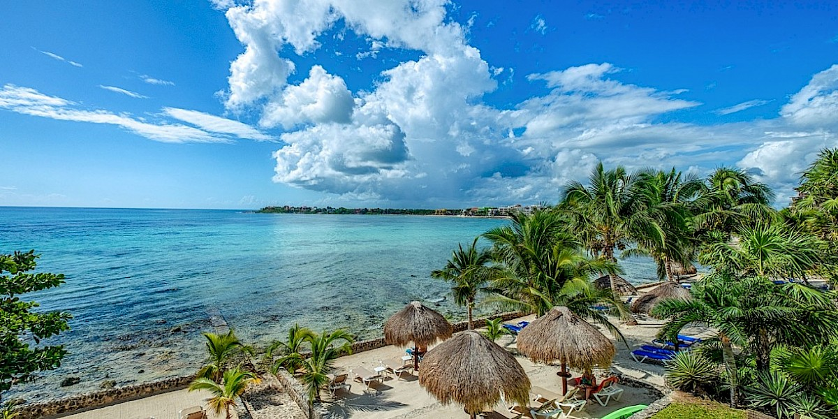 4 Oceanfront Condos for Sale in Akumal