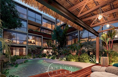 Tulum Real Estate Listing | Xielo 2 Bedrooms
