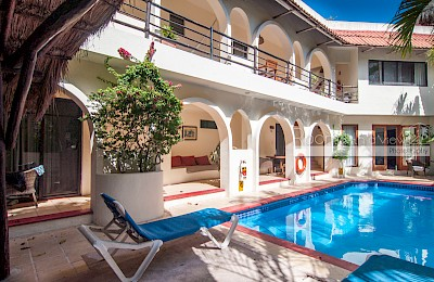 Playa Del Carmen Real Estate Listing | Downtown Duplex