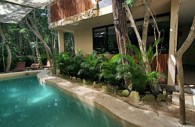 Tulum Real Estate Listing | K'oopte 1 Bedroom