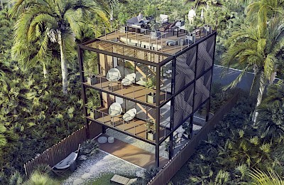 Tulum Real Estate Listing | Bak Tulum Residential Lot