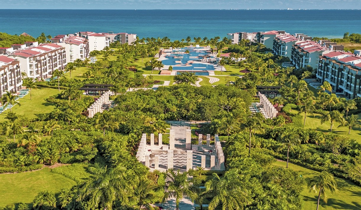 Playa Del Carmen Real Estate Listing | Mareazul 2 Beds Beachfront PH